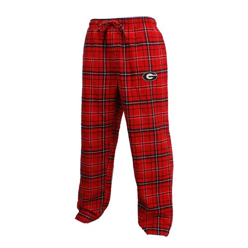 Concepts Sport Men's University of Georgia Ultimate Flannel Pant