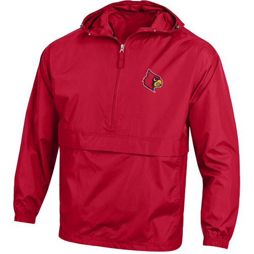 Champion Men's University of Louisville Packable Jacket