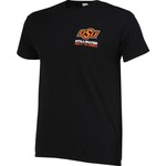New World Graphics Men's Oklahoma State University Welcome Sign T-shirt - view number 3