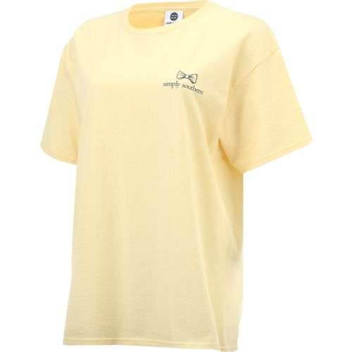 Simply Southern Women's Deer T-shirt - view number 3