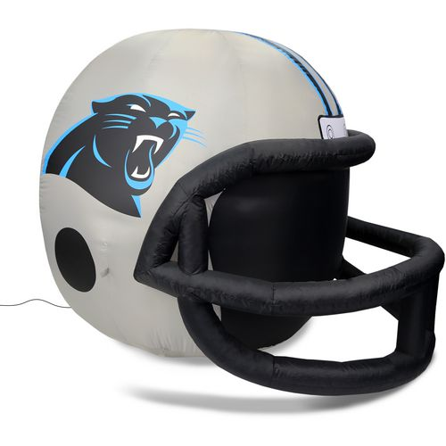 Sporticulture Carolina Panthers Team Inflatable Helmet