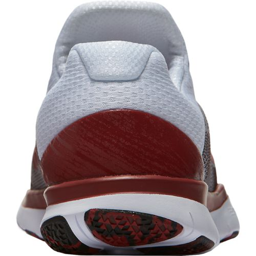 Nike Men's University of Oklahoma Free Trainer V7 Week Zero Training Shoes - view number 6