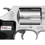 Smith & Wesson 637 Airweight Crimson Trace Lasergrip .38 Special Revolver - view number 6