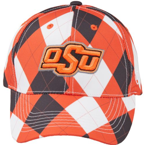 Top of the World Men's Oklahoma State University Out Loud 3-Tone Cap