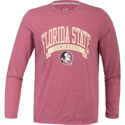 Champion Men's Florida State University In Pursuit Long Sleeve T-shirt