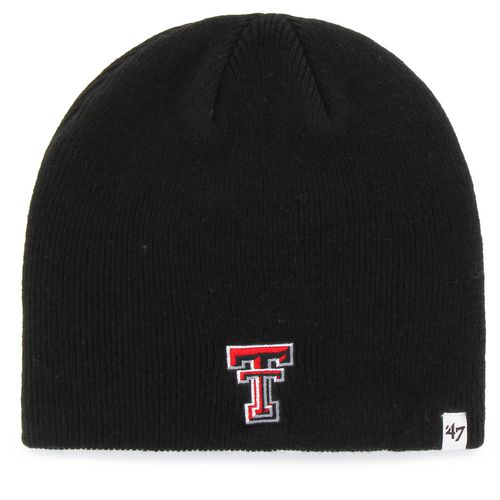 '47 Texas Tech University Uncuffed Knit Beanie