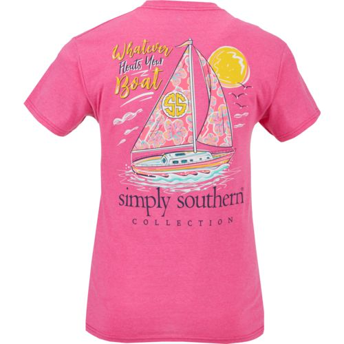 Simply Southern Women's Sail Graphic T-shirt