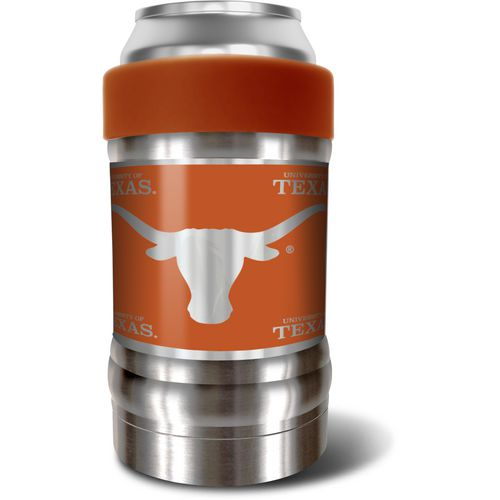 Great American Products University of Texas LOCKER Vacuum-Insulated 12 oz Can/Bottle Holder