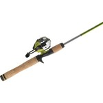 Shakespeare Catch More Fish Youth ML Spincast Rod and Reel Combo - view number 3