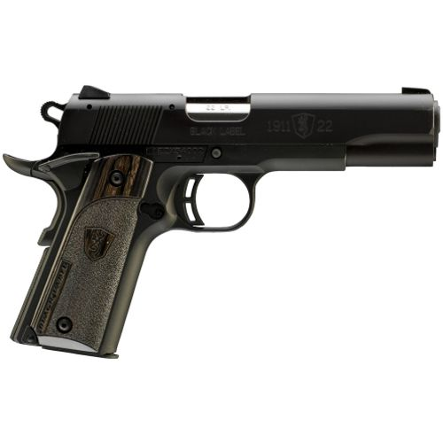Browning 1911-22 Compact Black Label Laminate .22 LR Pistol - view number 1