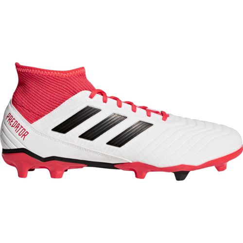 adidas Men's Predator 18.3 Firm Ground Soccer Cleats