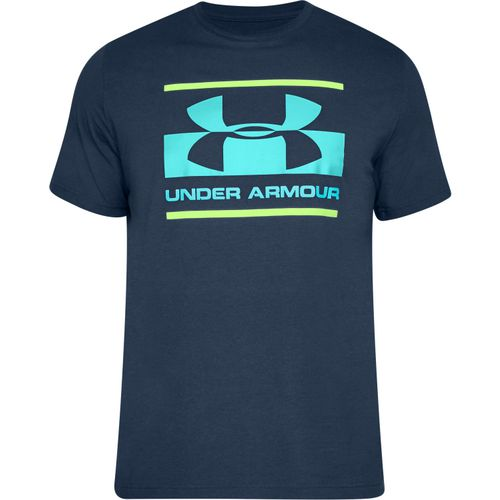 Under Armour Men's Blocked Sportstyle Logo T-shirt