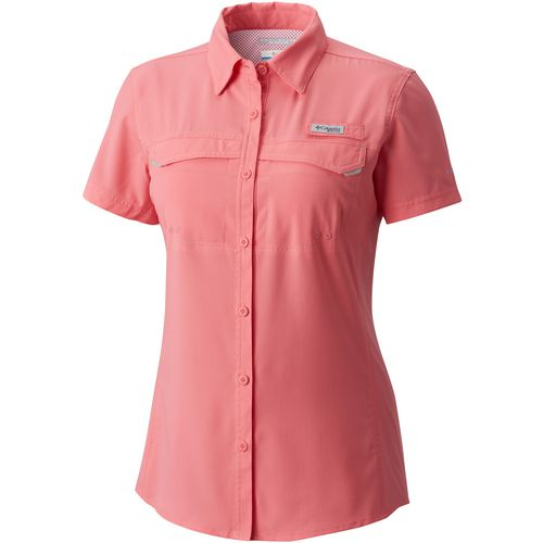 Display product reviews for Columbia Sportswear Women's Lo Drag Short Sleeve Fishing Shirt