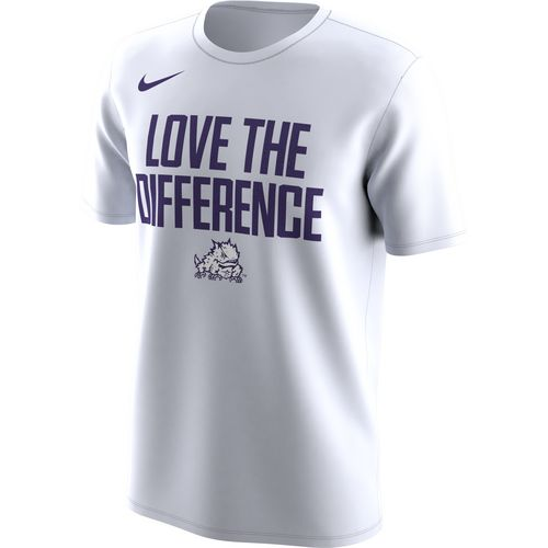 Nike Men's Texas Christian University March Madness Bench Short Sleeve T-shirt - view number 1