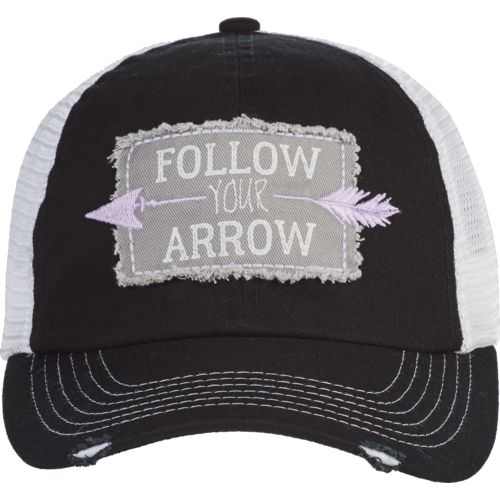 Magellan Outdoors Women's Follow Your Arrow Cap