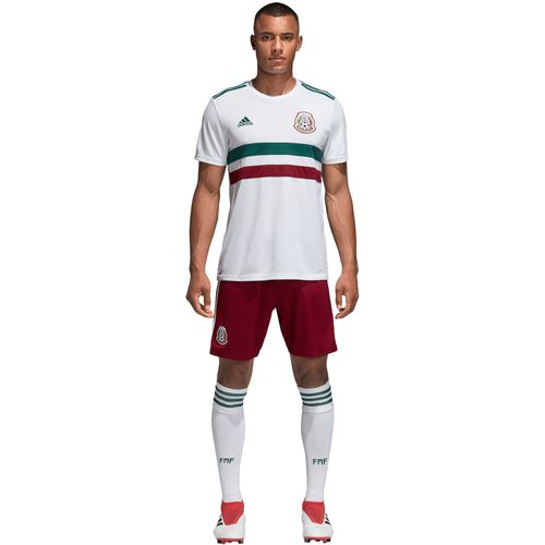 adidas Men's Mexico Replica Away Jersey - view number 6