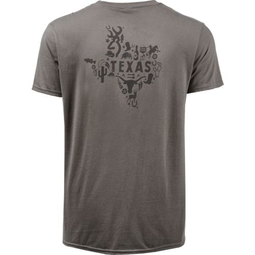 Browning Men's Classic Texas Icons T-shirt
