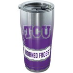 Tervis Texas Christian University 20 oz Knockout Stainless Steel Tumbler - view number 1