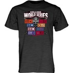 Blue 84 Men's College World Series 2018 Ticket T-Shirt - view number 1