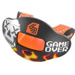 Shock Doctor Adults' Max Airflow 2.0 Comic Game Over Mouth Guard - view number 1