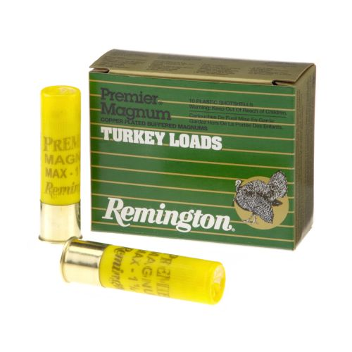 Remington Premier® Magnum 20 Gauge Turkey Loads