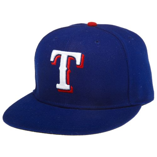 New Era Men's Authentic Collection 59FIFTY Rangers Cap