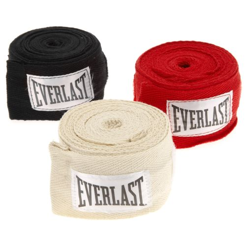 Everlast® Cotton Hand Wraps 3-Pack - view number 1