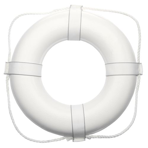 "Display product reviews for Jim-Buoy 20"" Life Ring"