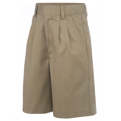 Austin Clothing Co.® Boys' Uniform Pleat Front Twill Short