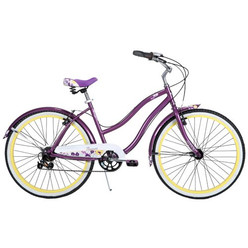 "Huffy Women's Newport Cruiser 26"" 7-Speed Bicycle"