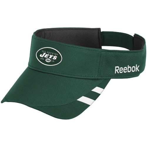 Reebok Men's New York Jets Sideline Visor