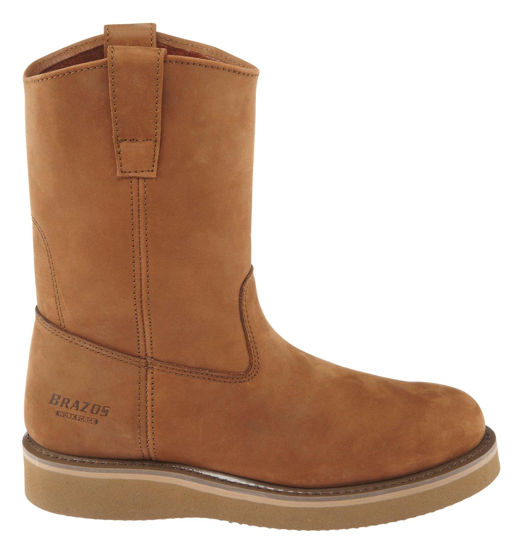 Brazos® Men's Wellington Work Boots