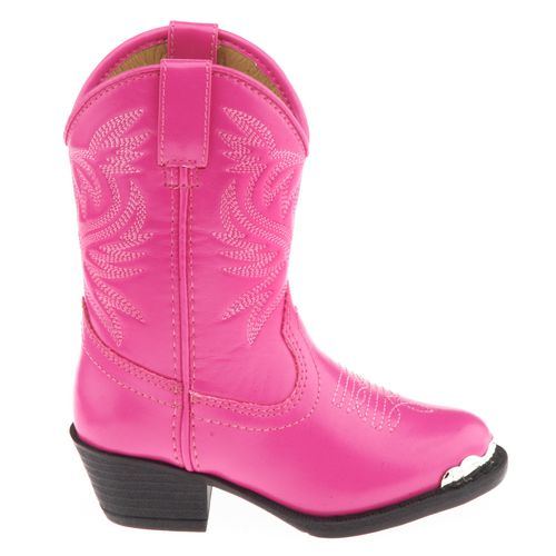 Display product reviews for Autumn Run® Infant Girls' Boots