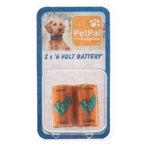 PetPal Training Systems 6V Batteries 2-Pack - view number 1