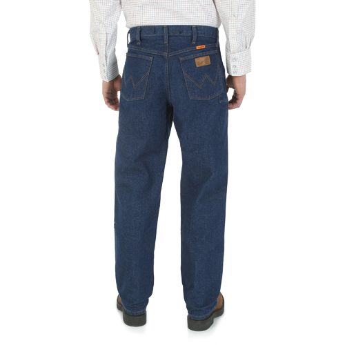 Wrangler Men's Flame Resistant Relaxed Fit Jean - view number 2