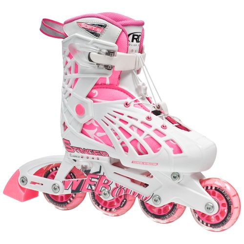 Roller Derby Girls' Web Stinger In-Line Skates