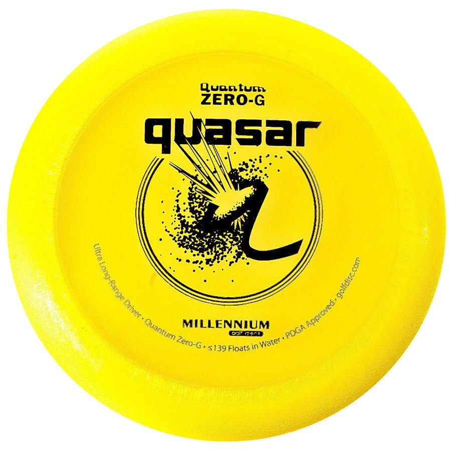 Millennium Quantum Zero-G Quasar Disc Golf Driver