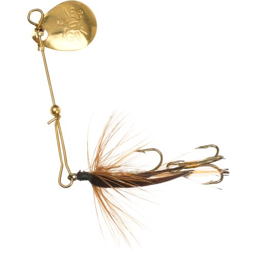 Joe's Flies Short Striker Little Rainbow Trout Spinner Fly