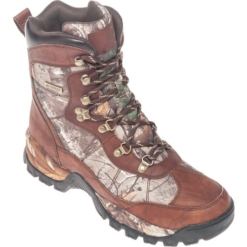 Game Winner® Men's A/T Camo 4 BX Hunting Boots - view number 2