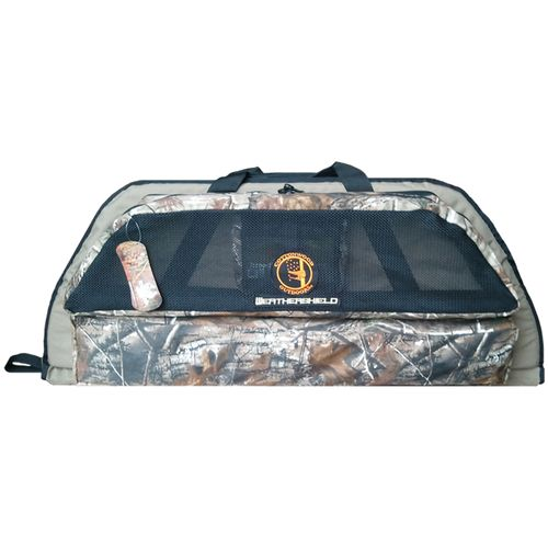 Cottonwood Outdoors Weathershield Bow Case with Broadhead Boxes - view number 1