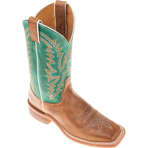 Justin Women's Bent Rail America Burnished Western Boots - view number 2