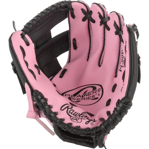 Rawlings Youth Players Series 9' T-ball Pitcher/Infield/Outfield Glove with Ball