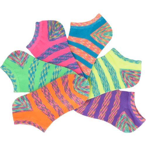 BCG Girls' Ultra Thin No-Show Socks - view number 2