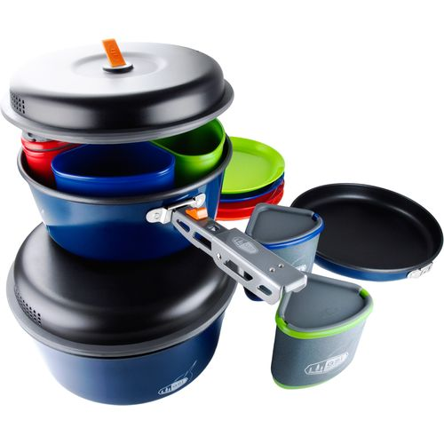 GSI Outdoors Bugaboo Camper Cooking and Eating Set
