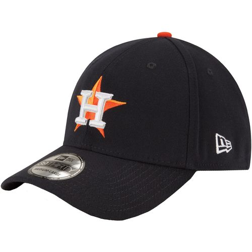 Image for New Era Men's Houston Astros 39THIRTY Team Classic Cap from Academy