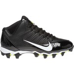 Nike Men's Alpha Shark 3/4 Football Cleats Wide Width