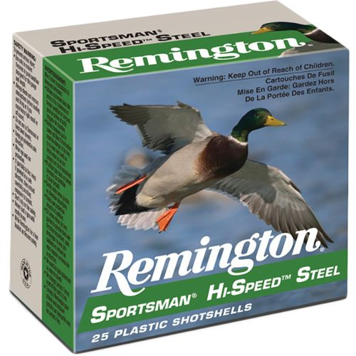 Display product reviews for Remington Sportsman Hi-Speed Steel 12 Gauge Shotshells