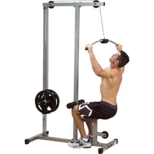 Display product reviews for Body-Solid Powerline Lat Machine