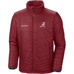 Columbia Sportswear Men's Collegiate Post Up 1/2 Zip Jacket