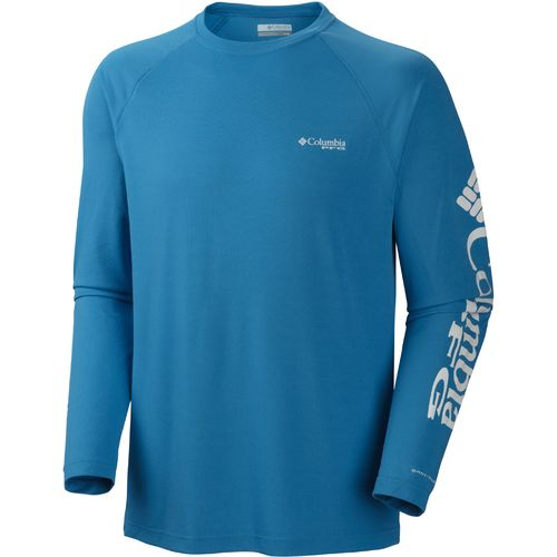 Academy columbia sportswear men 39 s terminal tackle long for Columbia fishing gear